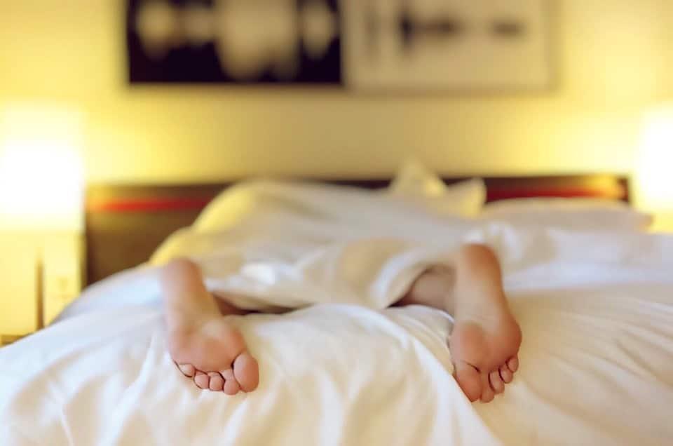 Surmatelas pour dormir