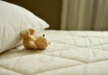 oreiller enfant doux
